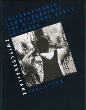 Zwischenbilanz, book cover