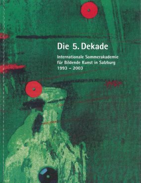 Die 5. Dekade, book cover