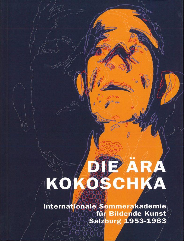 Die Ära Kokoschka, book cover
