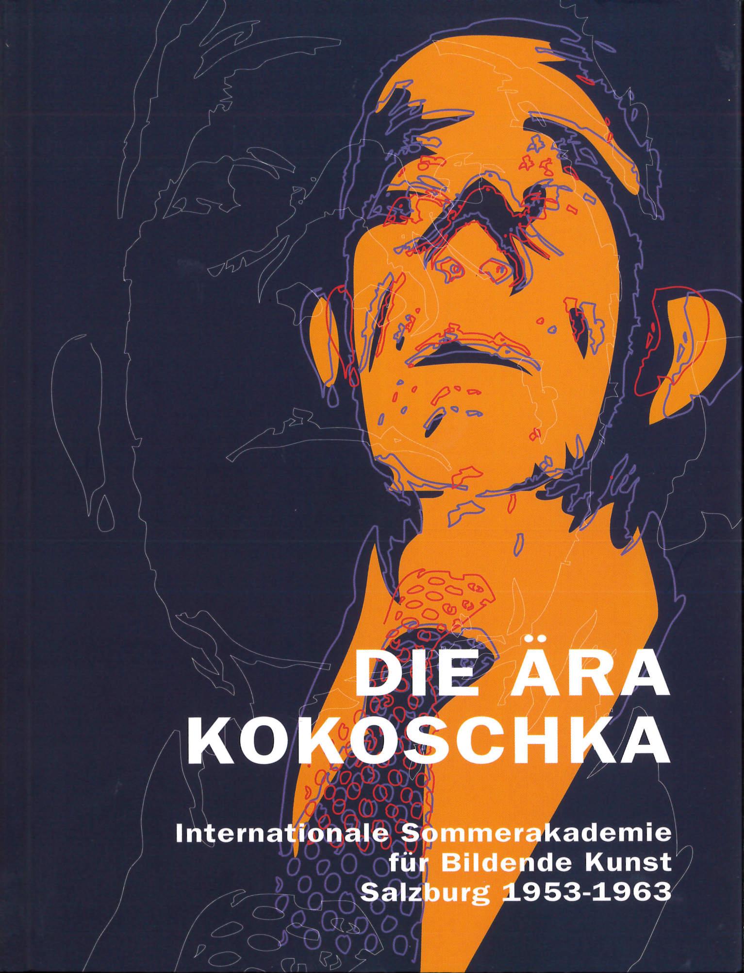 Buchcover: Die Ära Kokoschka
