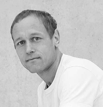 Porträtfoto von Jakob Kolding