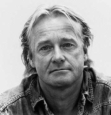 Porträtfoto von Hubert Scheibl