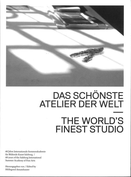 Book cover: The World's Finest Studio