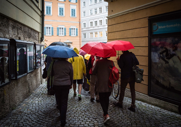 Salzburg erkunden: Stadtspaziergang