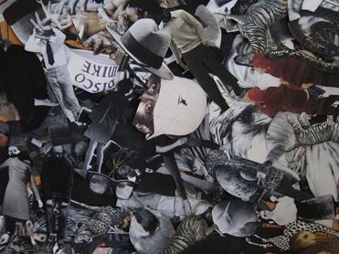 Collage, Jakob Kolding, 2017