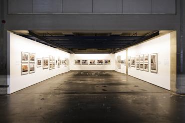 exhibition view, documenta 14, Kassel, Ahlam Shibli