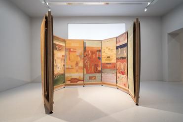 exhibition view, documenta 14, Kassel, 2016/17