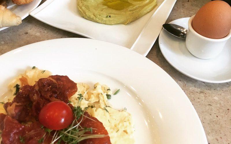 Traditional Austrian Breakfast
