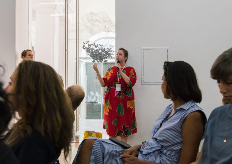Globale Akademie II, Beispiele transkulturellen Austauschs, Tagung 2018, Foto: Mira Turba