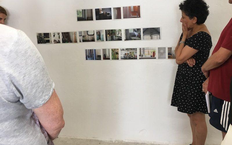 Open Day Ausstellung Fotoklasse mit Ahlam Shibli