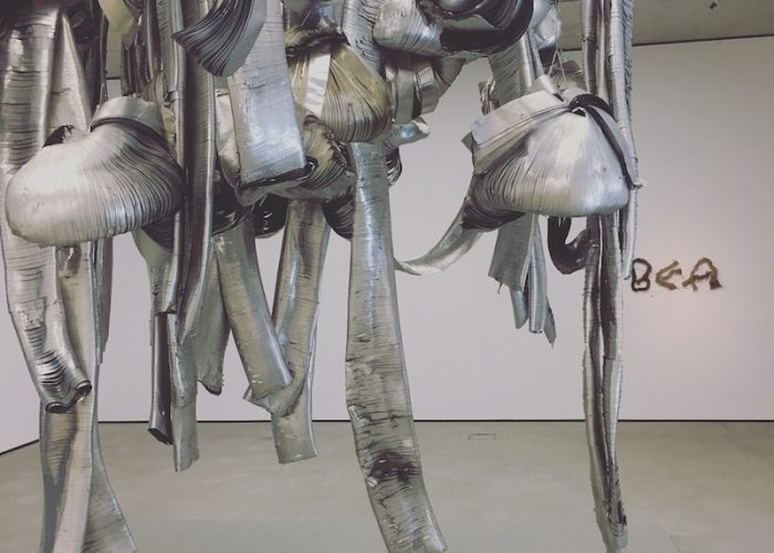 Ausstellungsansicht Marisa Merz