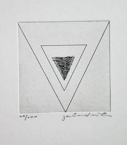 Print Edition: Gerhard Rühm