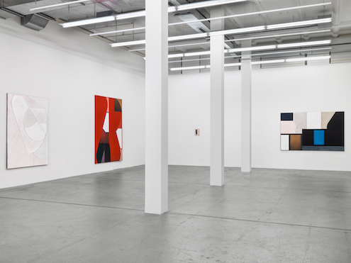 Svenja Deininger, Installationsansicht