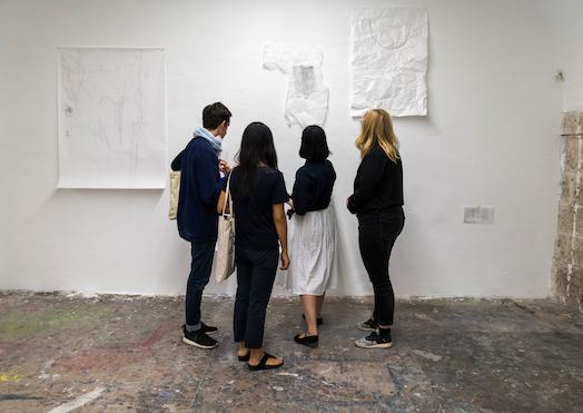 Tag des offenen Ateliers, Sommerakademie 2018