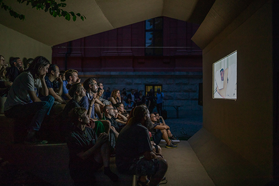 Sunset Kino 2018 at Salzburger Kunstverein