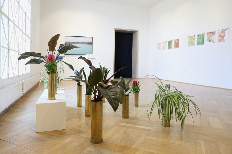 Sammy Baloji, Extractive Landscapes, Ausstellungsansicht