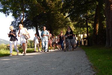 Salzburg erkunden, Sommerakademie 2018