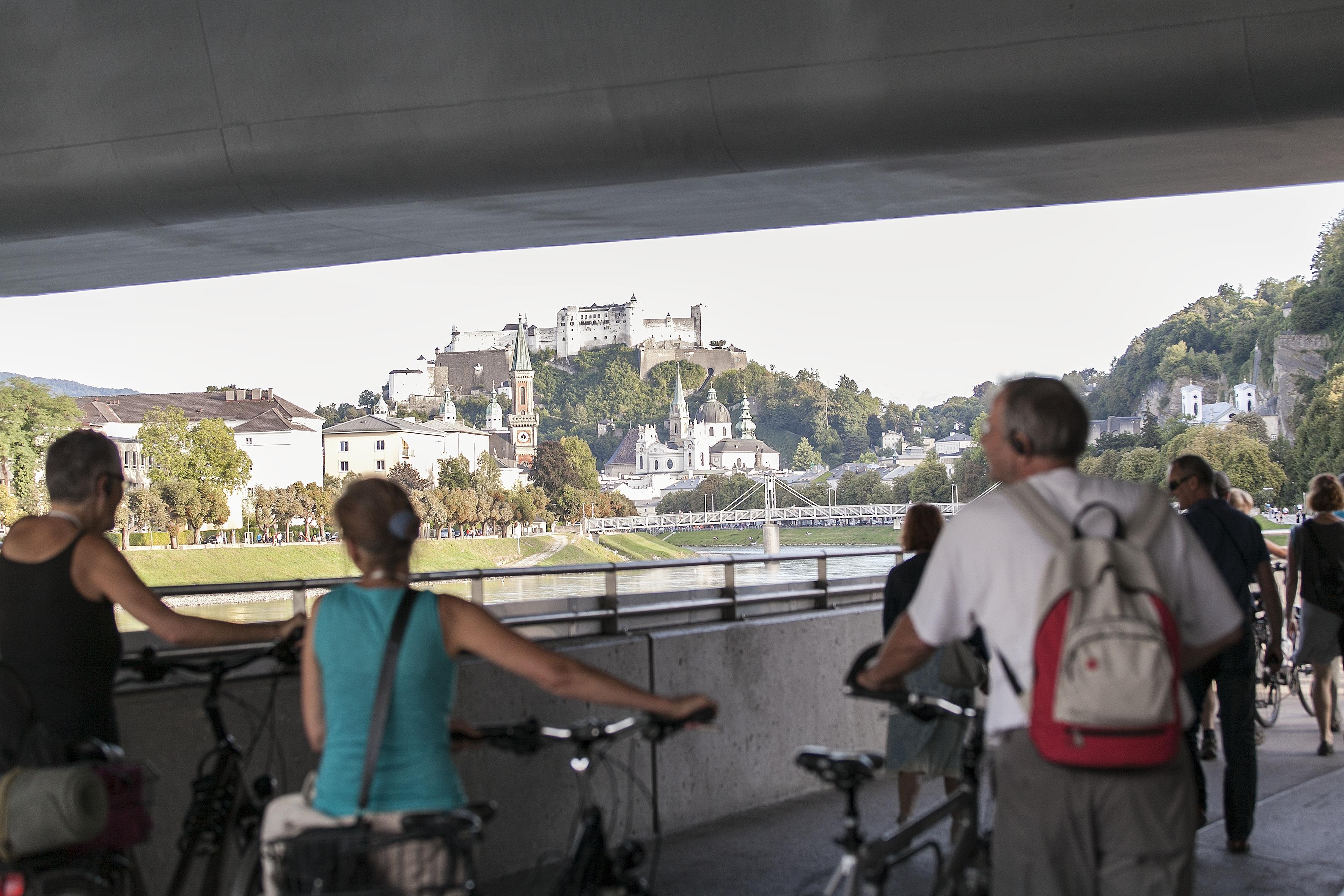 Stadtspaziergang 2015, Foto: Mira Turba