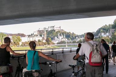 Salzburg erkunden, Sommerakademie 2015