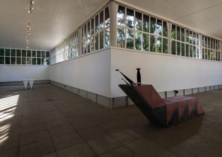 Noële Ody, Ausstellungsansicht aus streichelzoo, Stadtgalerie Zwergelgarten, Salzburg (AT), Foto: Mira Turba
