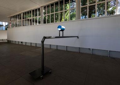 Ausstellungsansicht streichelzoo, Stadtgalerie im Zwergelgarten