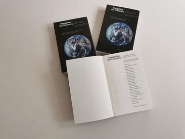 Navigating the Planetary, Verlag für moderne Kunst, 2020