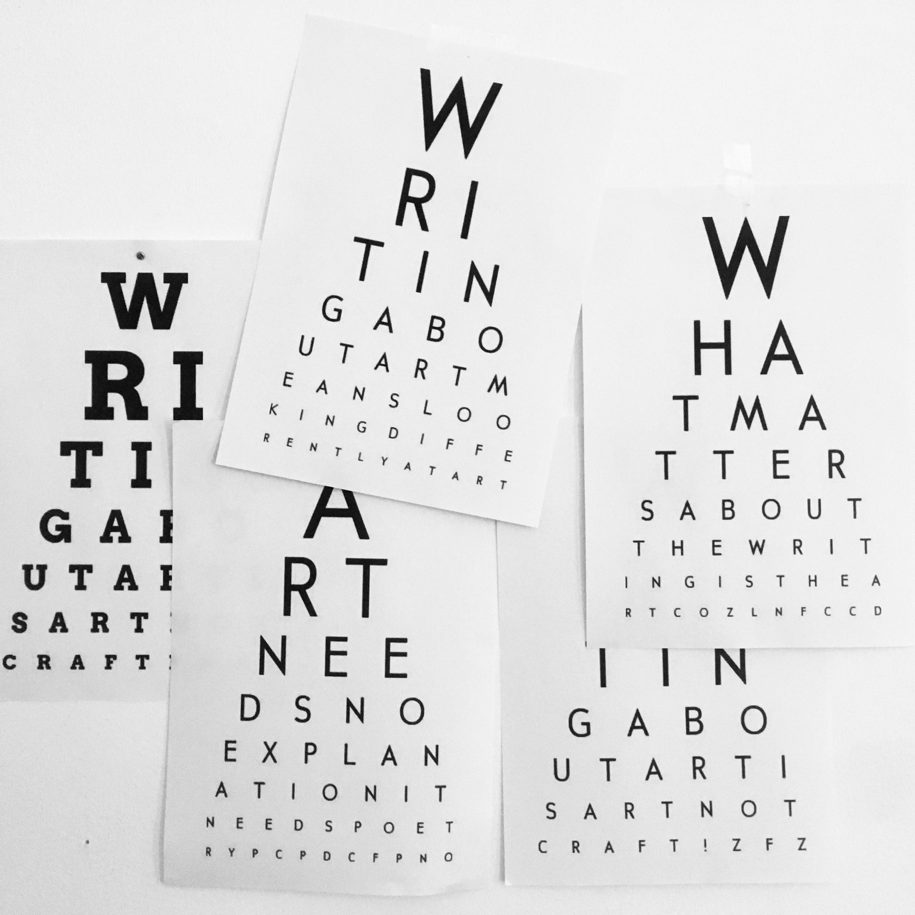 Schreiben über Kunst