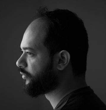 Portrait photo Wasif Munem
