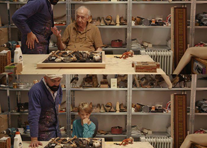 Film-Still: Anja Salomonowitz, THIS MOVIE IS A GIFT